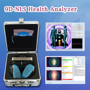 The Latest Bioplasm 9D NLS health analyzer