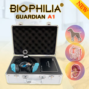 Biophilia Guardian Bioresonance Machine - Good News For Dogs