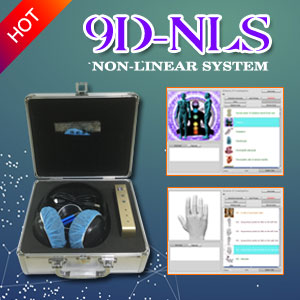 Bioplasm 9D NLS health analyzer, Latest version